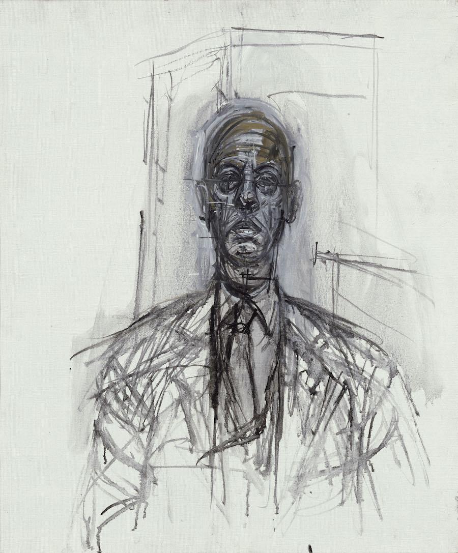 Alberto Giacometti (1901-1966). Grafica al confine fra arte e pensiero