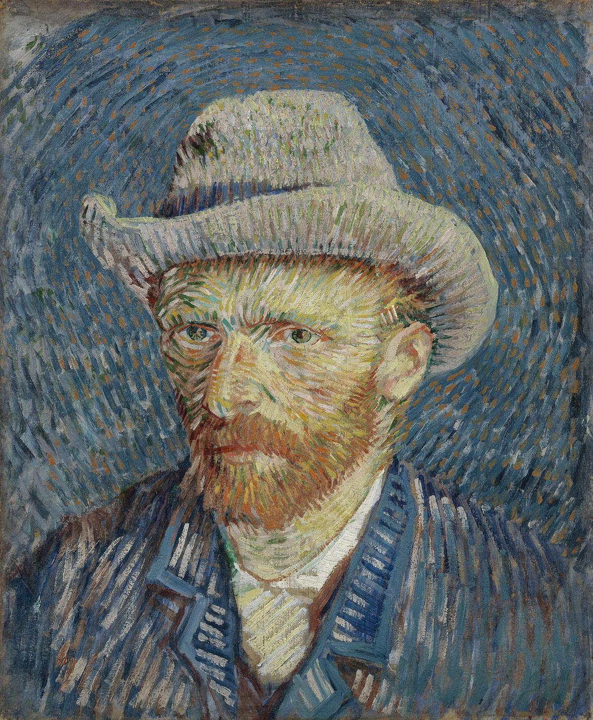 Van Gogh. I colori della vita