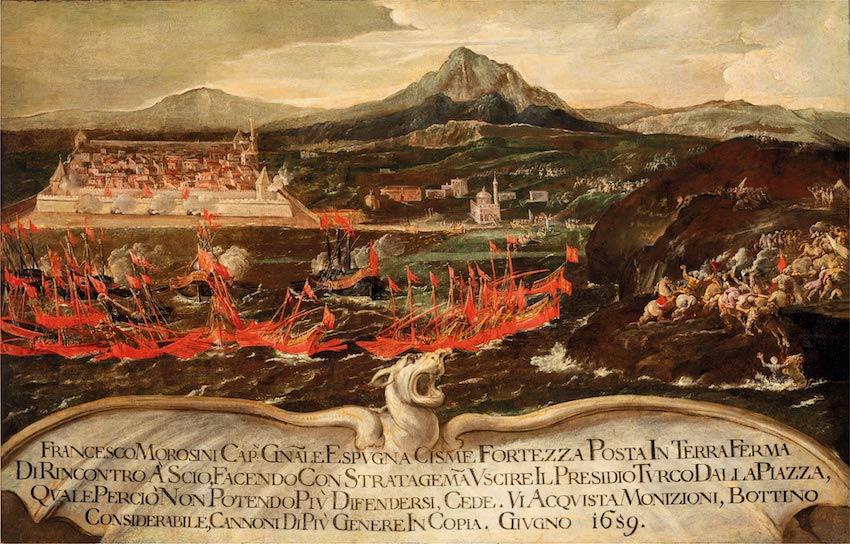Francesco Morosini: la difesa di Venezia tra mare e terra a Creta e nel Peloponneso